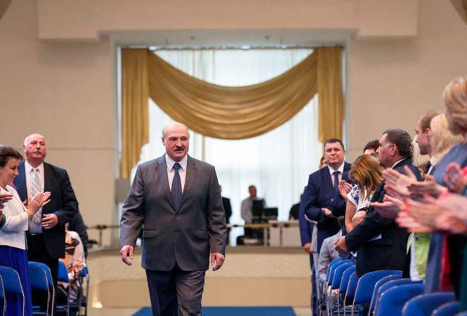 Фото: пресс-служба главы государства