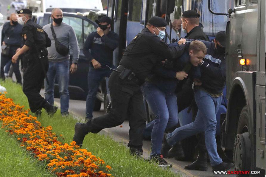Возбуждено уголовное дело по факту событий 14 июля в Минске