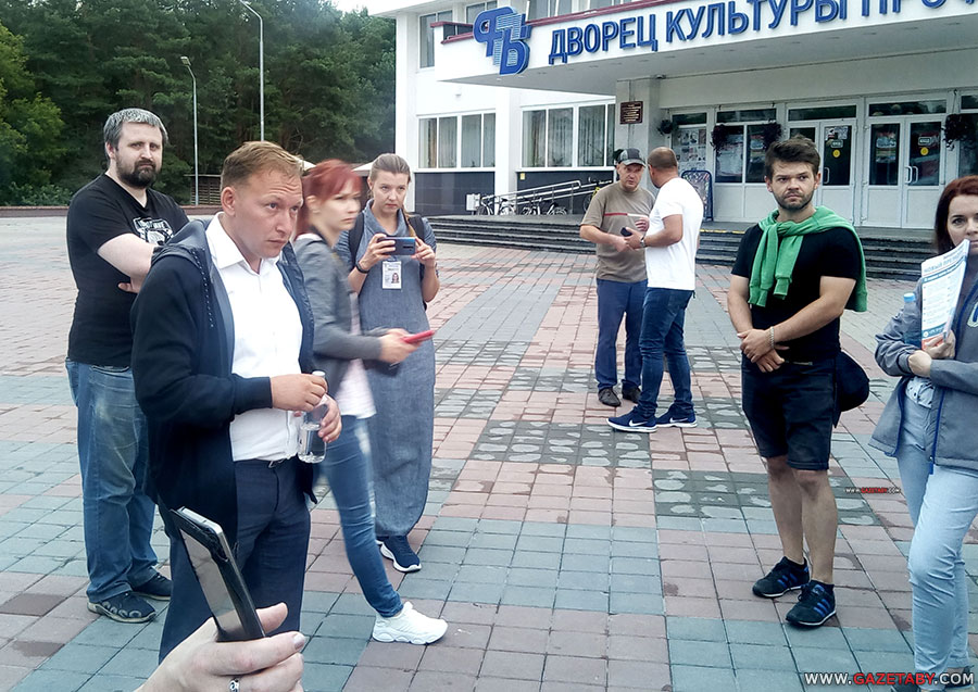 Дмитриев в Бресте: «Есть много маленьких Лукашенко. Но их уже не большинство»