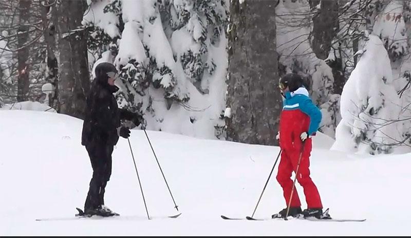 Куды вядзе Лукашэнку сочынская лыжня?